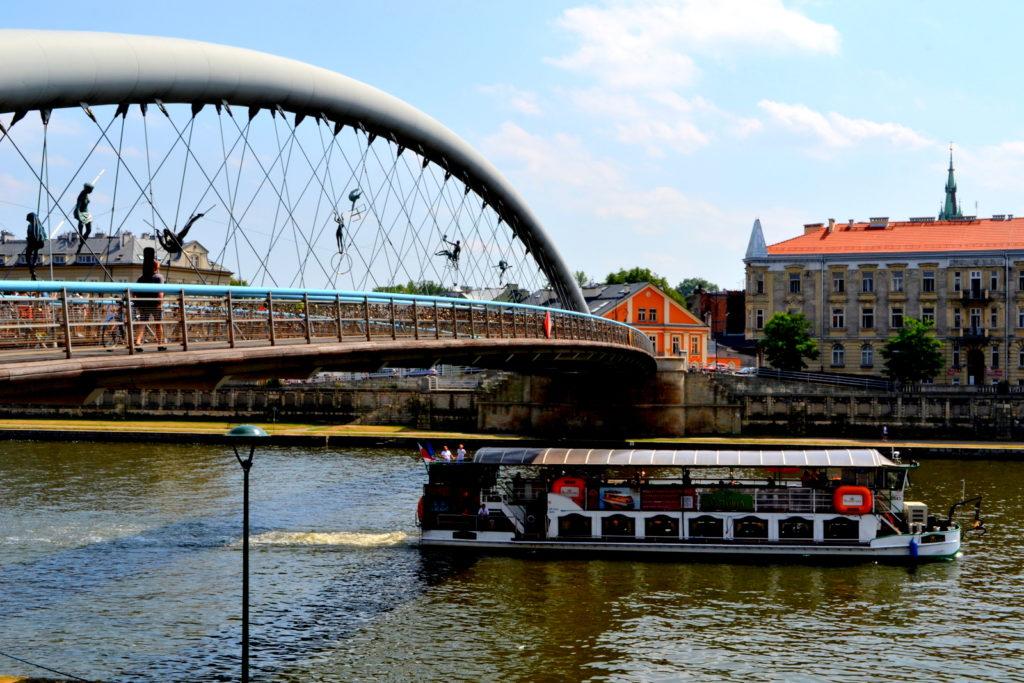 Visit Krakow - Vistula river